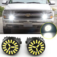 For Chevrolet 3157 LED Bulbs White 4040 SMD Driving Daytime Running Light DRL