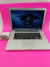 "MacBook Pro 15"" A1286 Intel Core 2 Duo 2.53GHz 4GB RAM 128GB SSD 2009 OS Catalin"