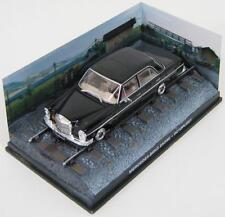 1/43 Scale model Mercedes 250 SE James Bond, Octopussy