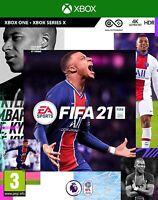FIFA 21 - Xbox One / Xbox Series X *BRAND NEW SEALED*