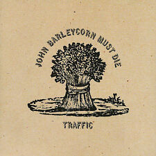John Barleycorn Must Die [Remaster] by Traffic (CD, Oct-1999, Polygram)
