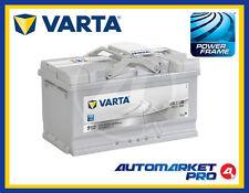 BATTERIA PER AUTO VARTA F18 12 V 85 AH AMPERE 800A EN DYNAMIC 315x175x175 585200