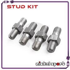 4 PC M10 x 1.25 Stud 35mm for IHI RHF5H RHF55 RHF5HB VF22 VF30 VF34 Turbos