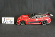 Hot Wheels Elite Ferrari 599 XX Evo 1:18 #11 red (PJBB)