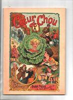 Bonne Presse. Les Albums cinématiques COEUR DE CHOU. Myriam Catalany. 1941