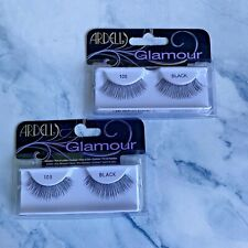 2 Ardell Glamour Fashion Lashes 105 Black