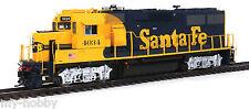 HO Scale EMD GP60 Locomotive w/DCC & Sound - Santa Fe 4034 - Walthers #920-41810