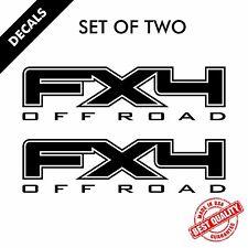 Ford F150 F250 FX4 Off Road Pins Decals Vinyl Truck Sticker Decal Set  30
