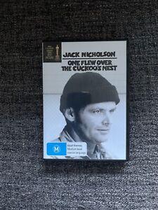One Flew Over The Cuckoo's Nest (1975, Dir. Miloš Forman) DVD