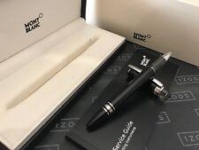 Montblanc Starwalker Black Platinum Rollerball / Fineliner Pen