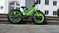Custom Sonic BULK 20 Zoll FATBIKE MTB Rad Fahrrad FAT BIKE Kinder CHILD