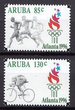 Dutch Antilles / Aruba - 1996 Olympic games Atlanta Mi. 178-79 MNH