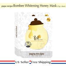 Papa recipe Bombee Whitening Honey Mask 25g / sheet + Random Sample [ US ]