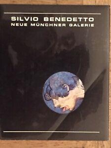 Silvio Benedetto Neue Münchner Galerie  Dr. Hiepe Katalog