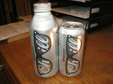 Coors Light Aluminum Beer Bottle and Can SUMMER 2020 CHILL EMPTY
