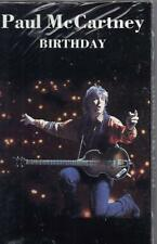 rare cassette Single: Paul McCartney (Beatles) - Birthday/Good day sunshine (US)