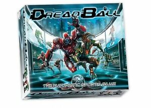 Mantic Games Dreadball 2nd Edition - New in Shrink