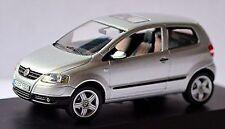 VW Volkswagen Fox Typ 5Z 2005-11 silber silver metallic 1:43