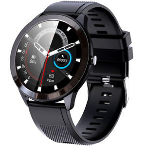 Smart Watch For Samsung iPhone Android Bluetooth Waterproof Fitness Tracker Band