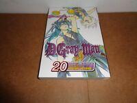 D. Gray-Man Vol. 20 by Katsura Hoshino (1st Printed) Manga Book in English