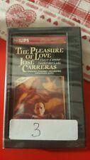 Cassette dcc José Carrera the please of love