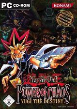 Yu-Gi-Oh!: Power of Chaos Yugi The Destiny PC in Original German