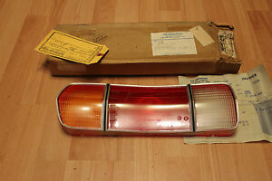 AMC Concord 1978 Rear Light Glass NOS Boxed Part Number 3698421 34623