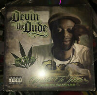 Devin The Dude Hosted By DJ Hi-C Waitin' To Inhale Album Sampler CD, Maxi