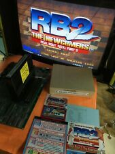 "Fatal Fury 2 Real Bout ""The Newcomers"" Neo Geo MVS Cartridge"