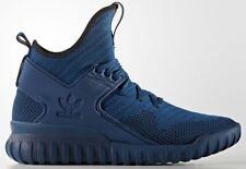 Adidas Tubular X PK Primeknit Herren Sneaker Gr. 44 dunkelblau Herrenschuhe neu