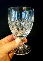 Beautiful Waterford Crystal Boyne Water Glass