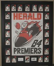 Weg ESSENDON 1984 Premiership Card Set