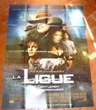 LA LIGUE DES GENTLEMEN EXTRAORDINAIRES - AFFICHE CINEMA 120x160cm - Sean CONNERY