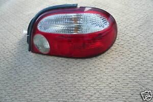 KIA SEPHIA Taillight Rear Tail Lamp OEM 2000 98 99 01