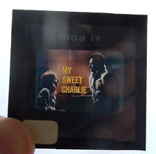 My Sweet Charlie, 1970 TV Movie - Original Glass Slide