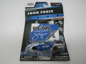 Nascar Authentics John Force Peak 2018 Wave F/C 00 1:64