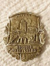 Alter Stocknagel Grosser Inselsberg