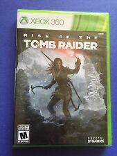 Rise of the Tomb Raider (XBOX 360) NEW