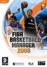 FIBA Basketball Manager 2008    new&sealed