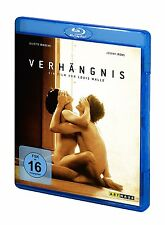 Verhängnis (1992)(Blu-ray)(NEU/OVP) von Louis Malle mit Juliette Binoche, Rupert