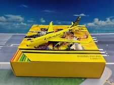 JC Tiny Bruce Lee 80th Annivery B747-400 1:400
