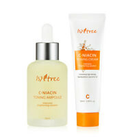 [ISNTREE] C-Niacin Toning Cream 50ml & Ampoule 50ml SET K-beauty