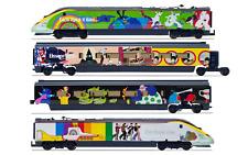 Hornby R3829 Eurostar Class 373 Set 3005/3006 Yellow Submarine Train Pack Brand