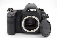 Canon EOS 5D Mark II 21.1MP 3''Screen DSLR Camera BODY ONLY - SHUTTER COUNT 5571