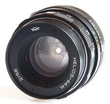 M42 vis Mont USSR Helios - 44 M 58 mm f/2 2/58 Prime Lens (Tourbillon BOKEH)