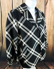 Talbots Size 10 Single Button Jacket Top Business Lady Office Work
