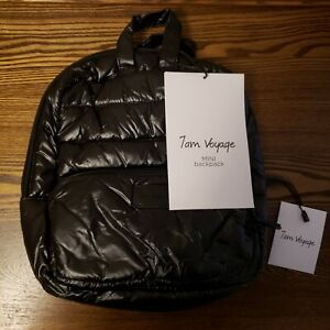 7AM Mini Backpack - Black