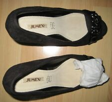 NEU Jumex Damen Pumps 38  UK 5,5  Schuh High Heels Stiletto Party Abendschuhe oi