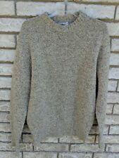LL Bean Wool Crew Neck Sweater Mens Medium