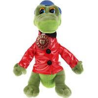 Gena Crocodile Soviet Russian Talking Plush Soft Toy Крокодил Гена 8.3''/21 cm